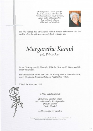 Margarethe Kampl