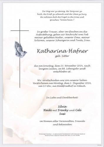 Katharina Hafner
