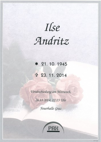 Ilse Andritz