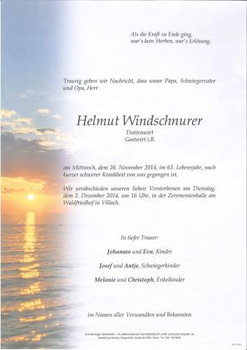 Helmut Windschnurer