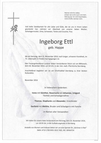Ingeborg Ettl