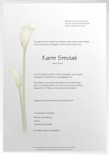 Karin Smolak