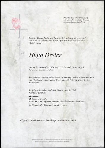 Hugo Dreier