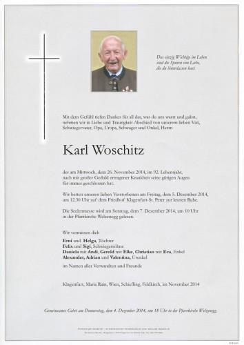 Karl Woschitz