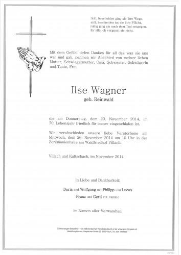 Ilse Wagner
