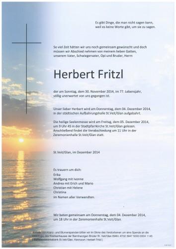 Herbert Fritzl