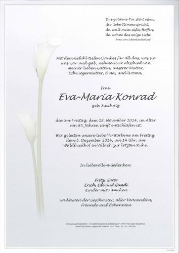 Eva-Maria Konrad