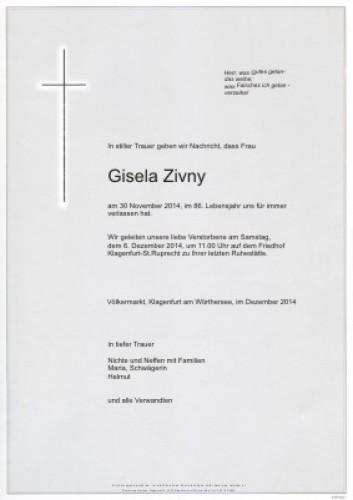 Gisela Zivny