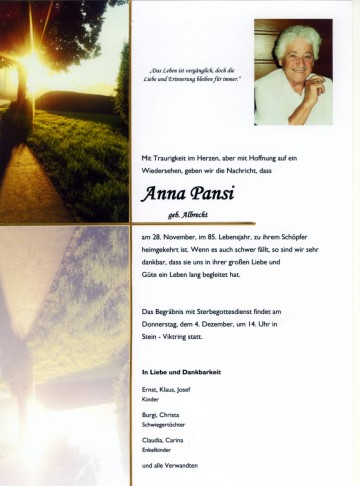 Anna Pansi