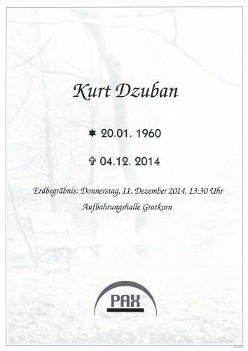 Kurt Dzuban