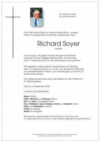 Richard Soyer