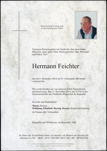 Hermann Feichter