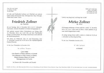 Friedrich/Mirko Zollner