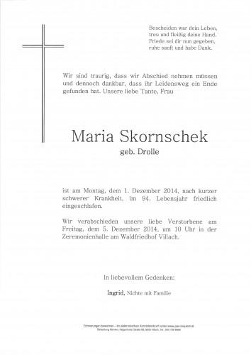Maria Skornschek