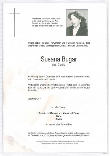 Susana Bugar