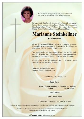 Marianne Steinkellner