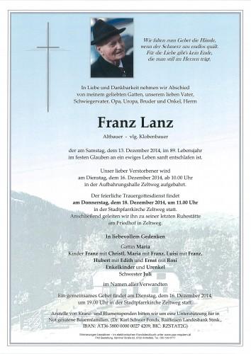 Franz Lanz