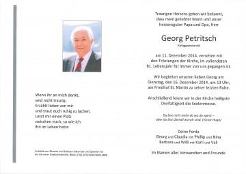 Georg Petritsch