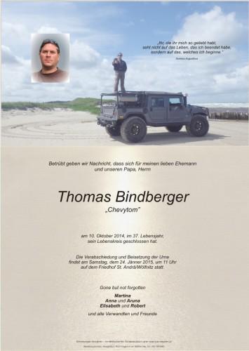 Thomas Bindberger