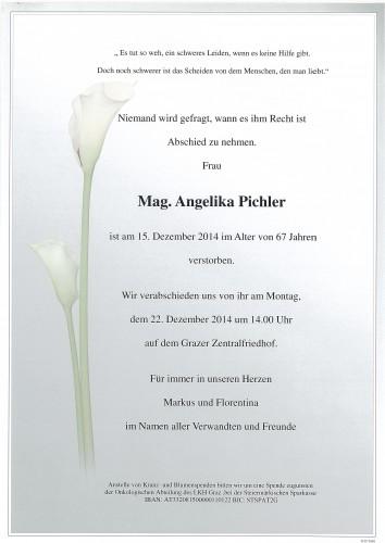 Mag. Angelika Pichler