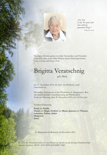 Brigitta Veratschnig