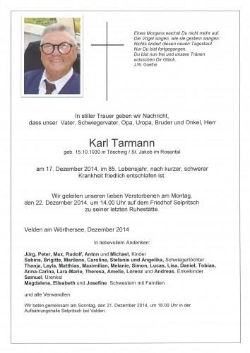 Karl Tarmann