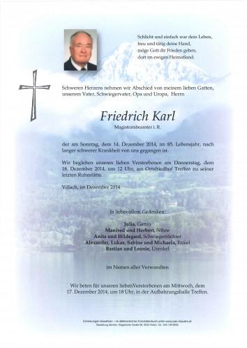 Friedrich Karl