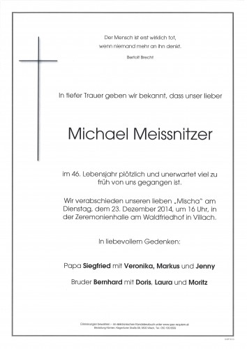 Michael Meissnitzer