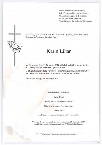 Karin Likar