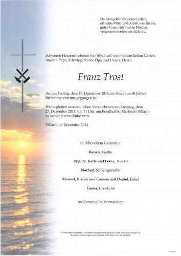 Franz Trost