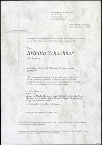 Brigitta Schachner