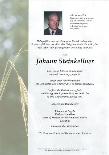 Johann Steinkellner