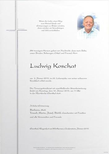 Ludwig Koschat