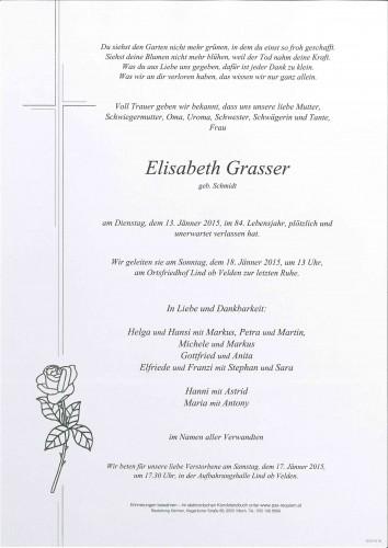 Elisabeth Grasser