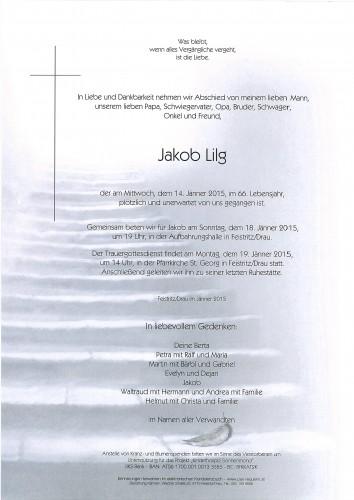 Jakob Lilg