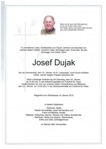 Josef Dujak