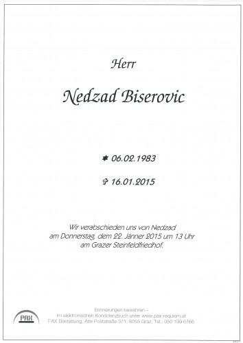 Nedzad Biserovic