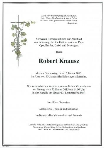 Robert Knausz