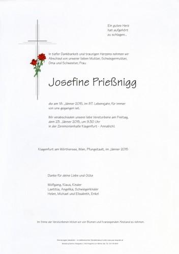 Josefine Prießnigg