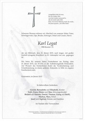 Karl Legat