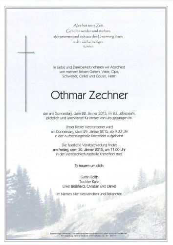 Othmar Zechner