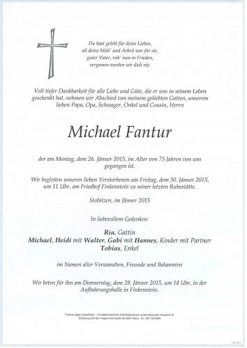 Michael Fantur