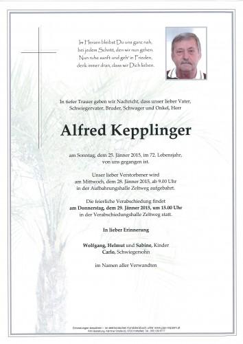 Alfred Kepplinger