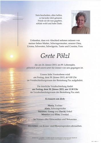 Grete Pölzl