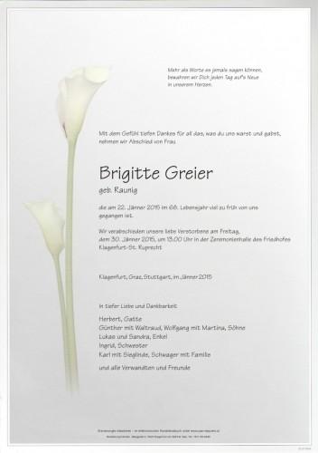 Brigitte Greier