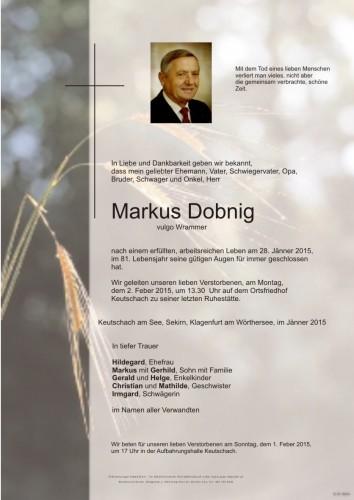 Markus Dobnig