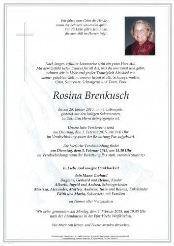 Rosina Brenkusch