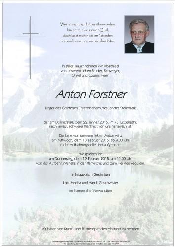 Anton Forstner
