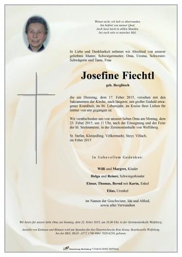 Josefine Fiechtl