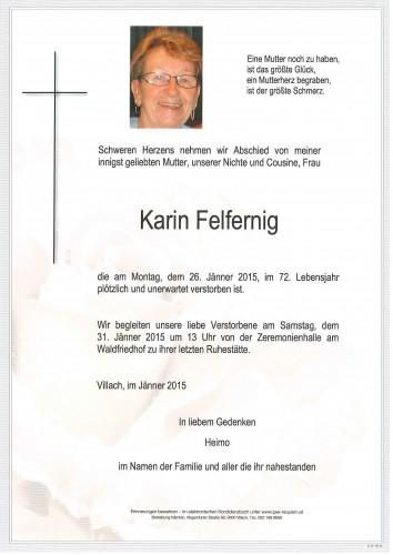 Karin Felfernig